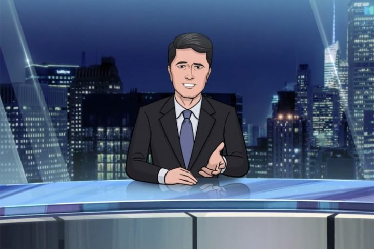 CBS All Access is turning to animated news produced by Stephen Colbert