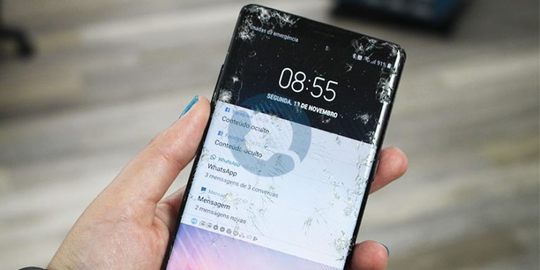 Sprint will fix your cracked Samsung Galaxy screen for $49