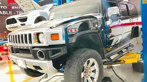 How Professional Hummer Repair Dubai Garages Take Care of Your Hummer