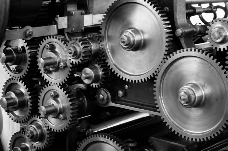 Machines Reshaping Life of the Industries
