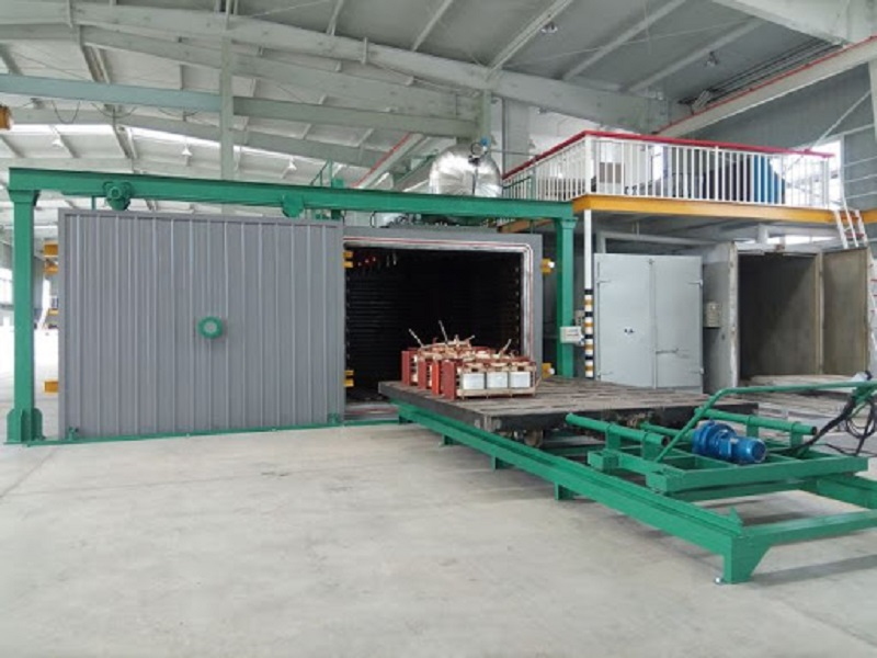 Why Is A Power Transformer Vacuum Dried And What Does Vacuum Drying Entail