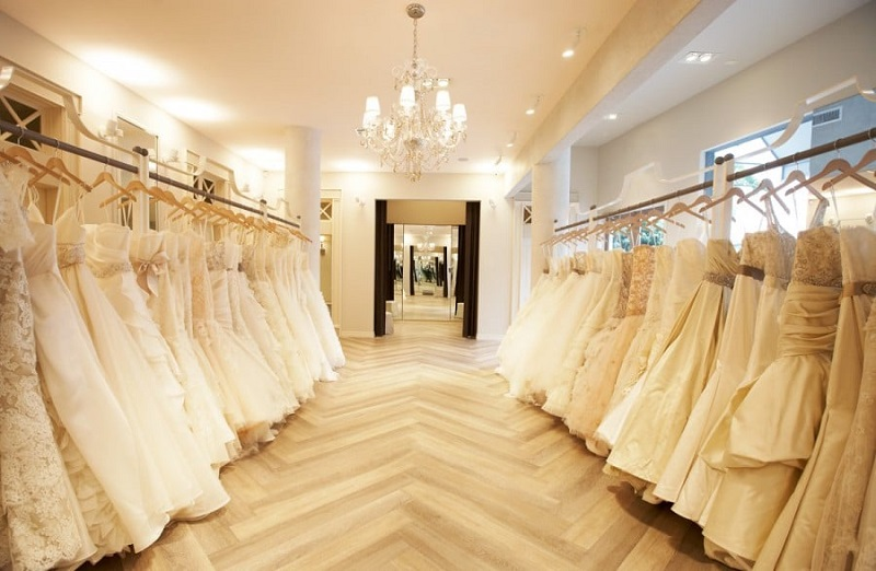 Why Should You Go For Bridal Boutique For Your Wedding Shopping
