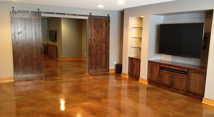 What Are The Different Kinds Of Concrete Floors