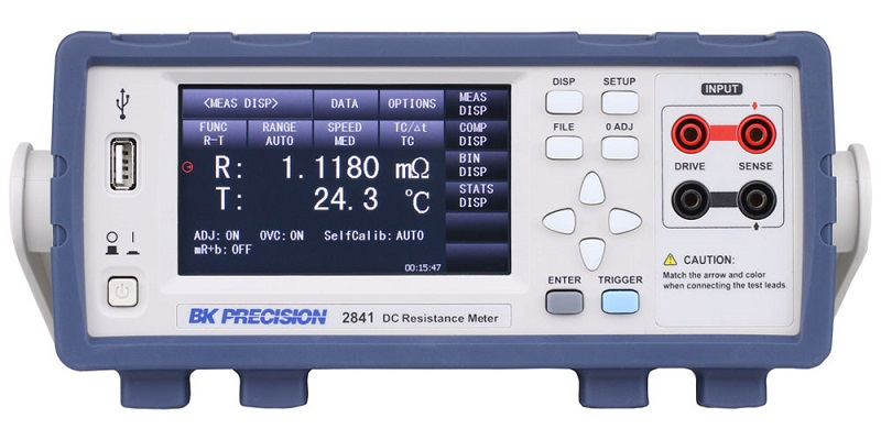 What Are The Features Of High Resistance Meters