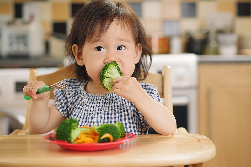 Do You Want To See Your Child Eating Vegetables Instead Of Chocolate