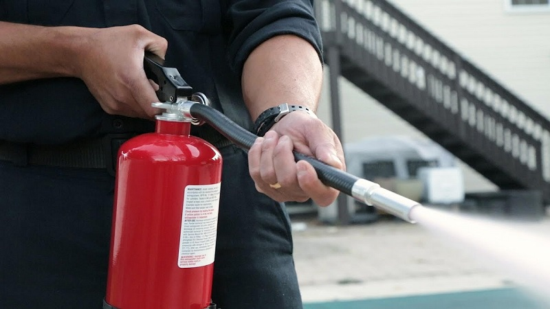 Have You Any Idea About The Importance Of A Fire Extinguisher Cylinder