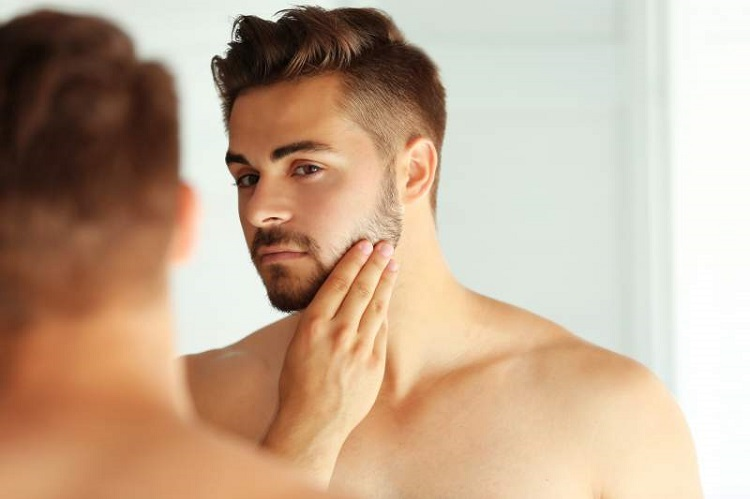 How Can Men Maintain Healthy Skin Nutrition