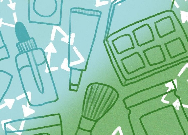 Recycle Your Beauty Products With Recycling Bins
