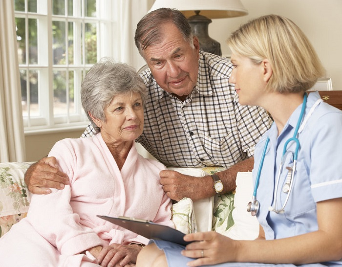 Home Care Services for Elderly Community People