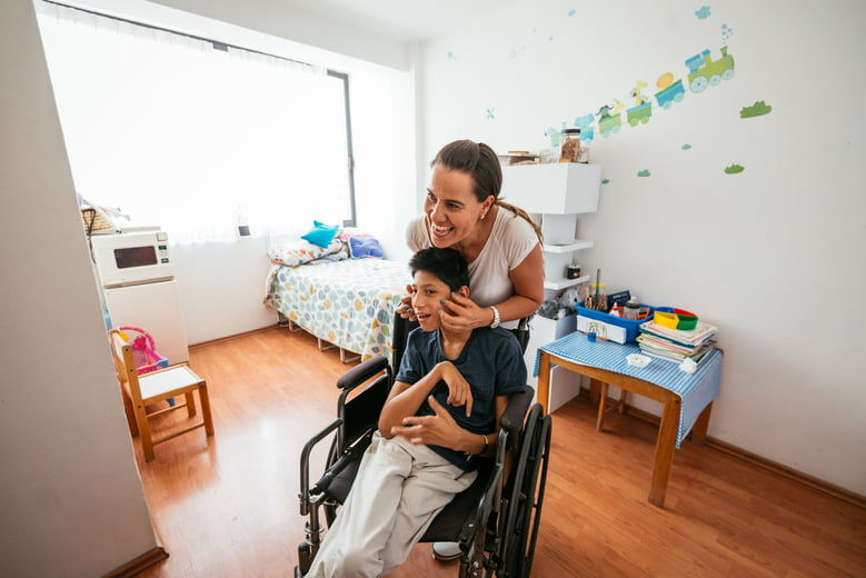 Home Care Services for Kids With Disabilities