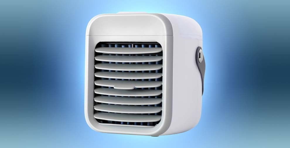 What are the specialties of the Blast Auxiliary air conditioner