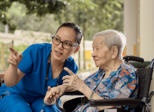 A Home Care Service Would Have Many Advantages